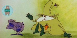 Pom Pom meséi-A madárevő Golyókapkodó-mese-omline