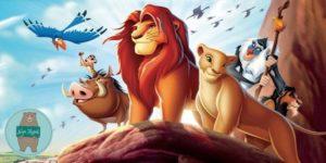 Az oroszlánkirály teljes Disney mese online
