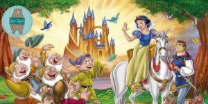Hófehérke és a hét törpe teljes Disney mese online