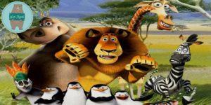 Madagaszkár 2 - Az elveszett sziget teljes mese online