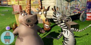 Madagaszkár 3 teljes mese online