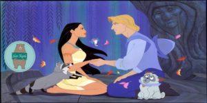 Pocahontas teljes Disney mese online