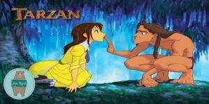 Tarzan teljes Disney mese online