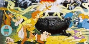 A fekete üst teljes Disney mese online