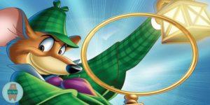 Basil, a híres egérdetektív teljes Disney mese online