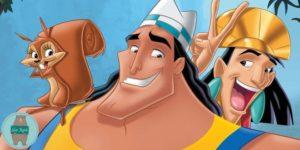 Eszeveszett birodalom 2 Kronk, a király teljes Disney mese online