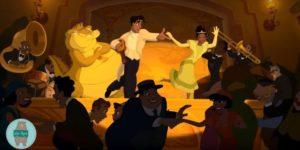 Mesedalok: A hercegnő és a béka - Van egy város