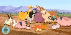 A legelő hősei teljes Disney mese online