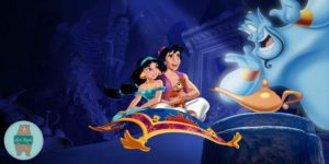 Mesedalok - Aladdin: Régen várt esküvő