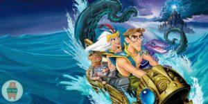 Atlantisz 2 – Milo visszatér teljes Disney mese online