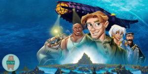 Atlantisz - Az elveszett birodalom teljes Disney mese online
