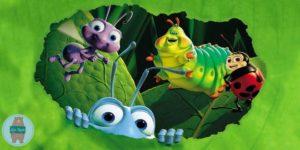 Egy bogár élete teljes Disney mese online