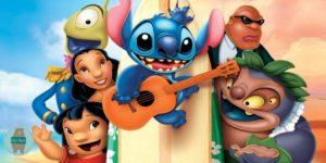 Lilo és Stitch - A csillagkutya teljes Disney mese online
