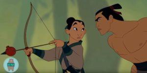Mesedalok: Mulan - Erős légy