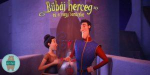 Mesedalok: Bűbáj herceg és a nagy varázslat - Ő a hercegem