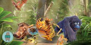 Dzsungel-mentőakció teljes mesefilm online