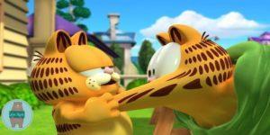 Garfield és a Zűr Kommandó teljes mese online
