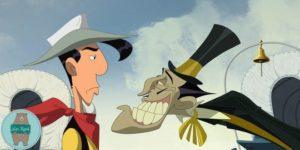 Lucky Luke - Irány a vadnyugat teljes mese online