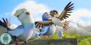 Ricsi a gólya teljes mese online