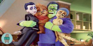 Szörnyen boldog család teljes mesefilm online