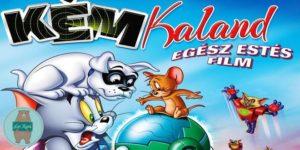 Tom és Jerry: Kémkaland teljes mese online