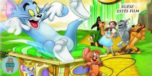 Tom és Jerry Óz birodalmában teljes mese online