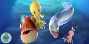 Csápi - Az óceán hőse teljes mese online