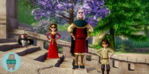 Hattyú hercegnő: Királyi kémküldetés teljes mese online