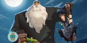 Klaus – A karácsony titkos története mese borító